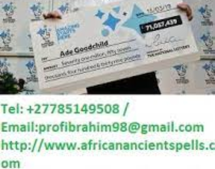 Lottery and lotto luck winning spells,charms +27785149508